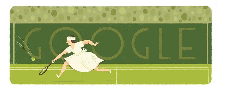 Google Doodle celebrating #InternationalWomensDay