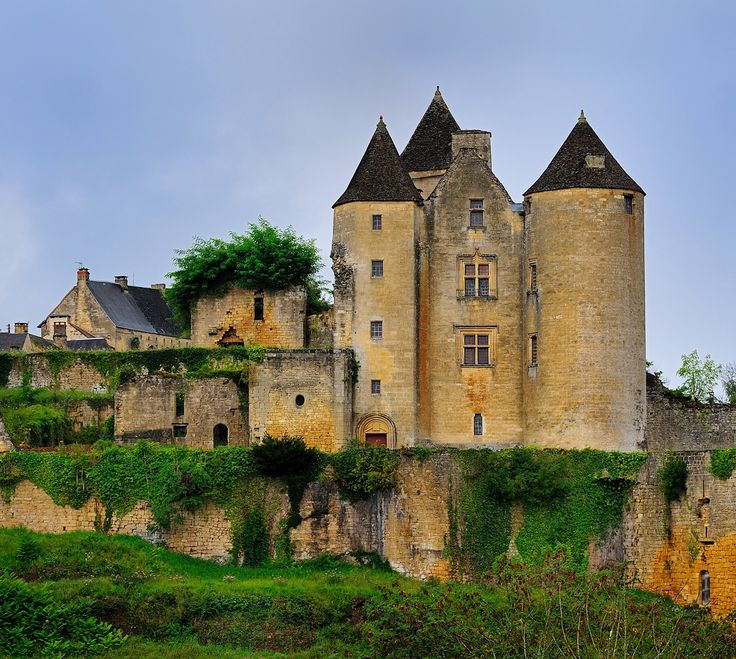 Château de Salignac, Salignac-Eyvigues, Aquitaine