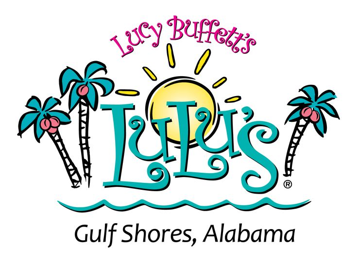 LuLu's, short for Lucy Buffet (Jimmy's sister), is a must-stop on your beach vacation!