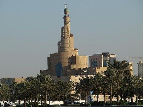 Souq Waqif Mosque, Doha, Qatar