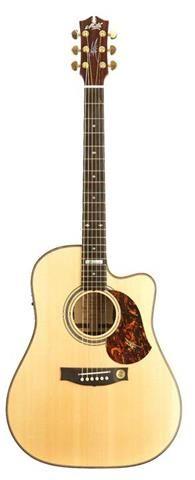Turramurra Music :: Acoustic Electric Guitars : Maton Messiah EM100C