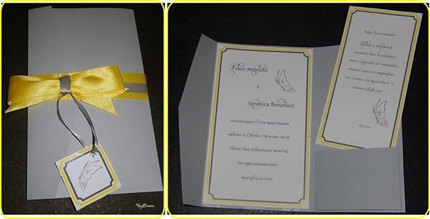 weding invitation, pocket folder  partecipazioni matrimonio