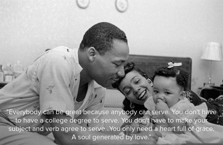 To honor his life and work on Martin Luther King Jr. Day, these underrated quote...