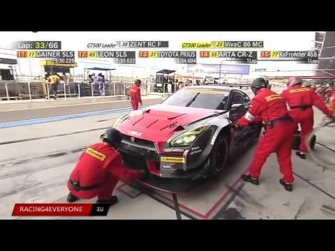 2015 SUPER GT Rd 3 Thailand Race【full】