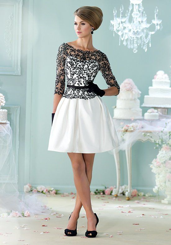 Enchanting by Mon Cheri | cute short dress, 500-750 range