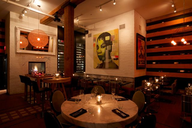 Ring in 2016 with sumptuous dining at Cibo Trattoria or Superhero party at UVA Wine Bar | #Vancouverscape
