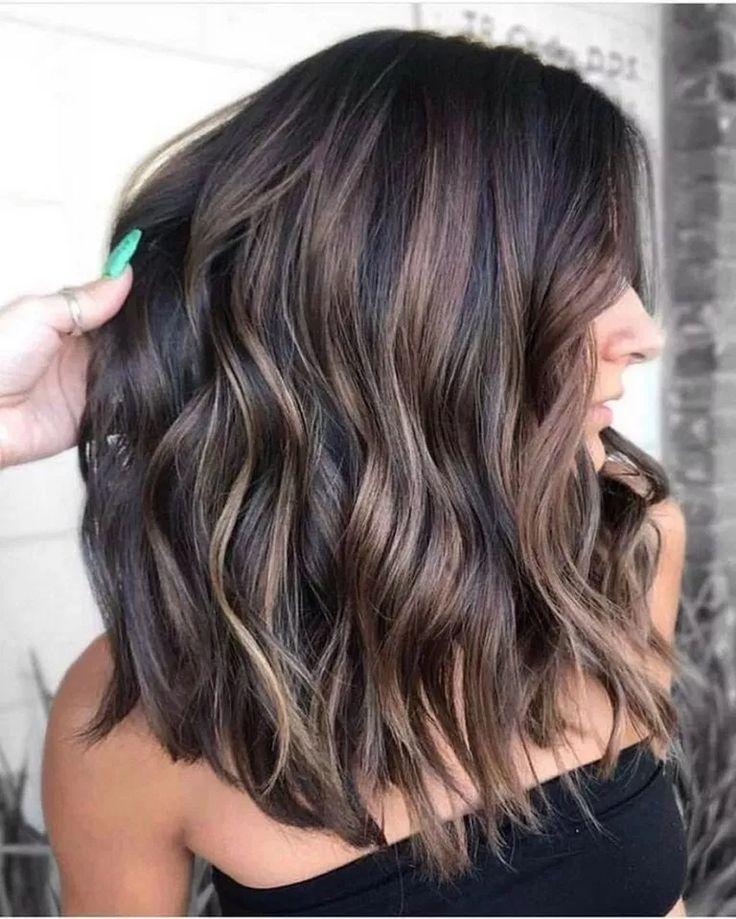 √82 Penteados para cabelos longos para experimentar este ano! (Pin agora, leia lat …
