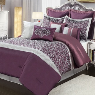 228 best images about boudoir on pinterest bedding collections comforter sets and king. Black Bedroom Furniture Sets. Home Design Ideas