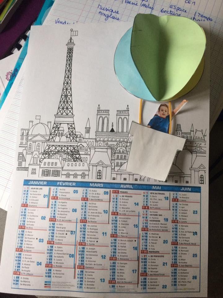 Idée bricolage de noël : Le calendrier - Chouette maîtresse