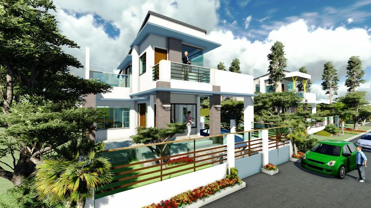 Dream home designs erecre group realty design and for Very nice house design