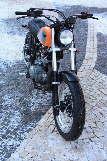 Piston Brew: Yamaha XT 600 Nuvolari