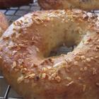 Homemade bagels!  yummm