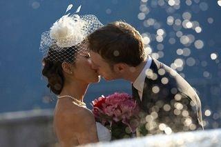 Il primo bacio da marito e moglie... #wedding #CastelBrando #weddinginspiration