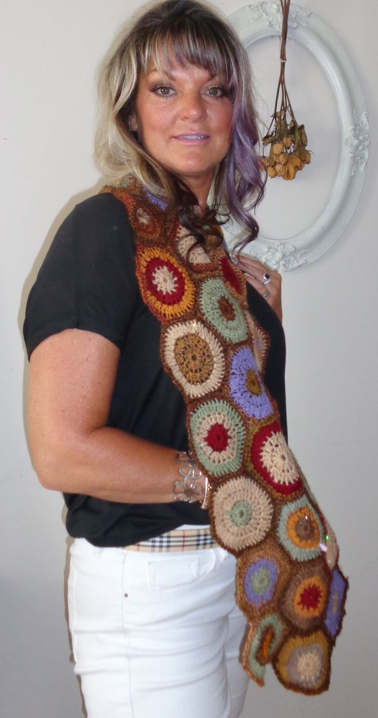WEARABLE ART - By Jan Belgrave Inspired by Sophie Digard  $199.00