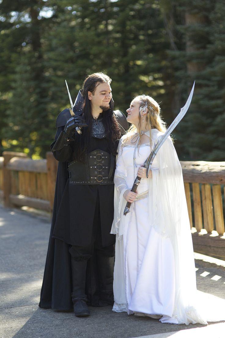The 25 best Middle earth wedding ideas on Pinterest Elf wedding