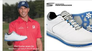 Skechers Performance Men's Go Golf Pro 2 Golf Shoe Designed For Comfort And Durability In All Weather Conditions!