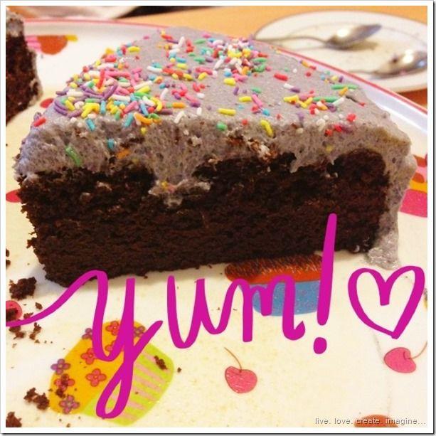 Sugar (fructose) free cake & icing recipe
