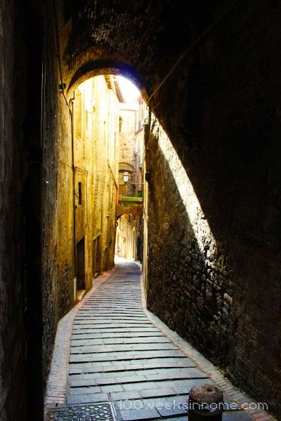 Street in Perugia