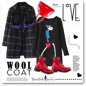 Cold Weather Essentials: Wool Coat