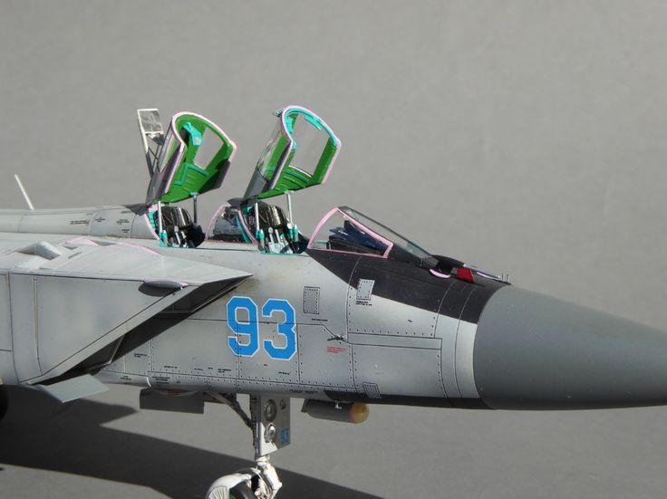 MiG-31 BM by Christian Ristits (AMK 1:48)