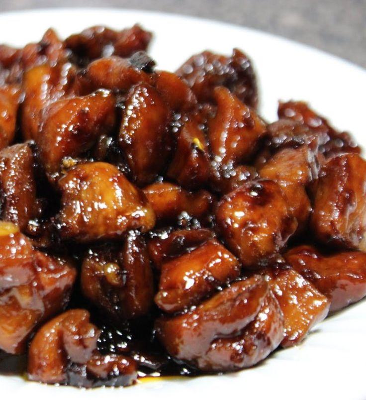 Brown Sugar Teriyaki Chicken | The Budget Mom |Soy Sauce Brown Sugar Chicken