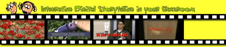 Integrating Digital Storytelling in your Classroom Resources