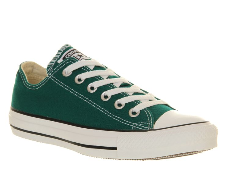 Converse Converse All Star Low Alpine Green - Unisex Sports