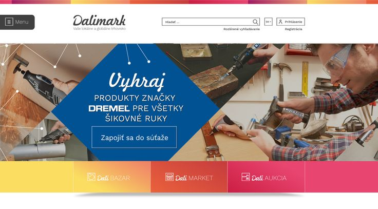 Pripravujeme súťaž o výrobky Dremel. We are preparing a competition for Dremel product
