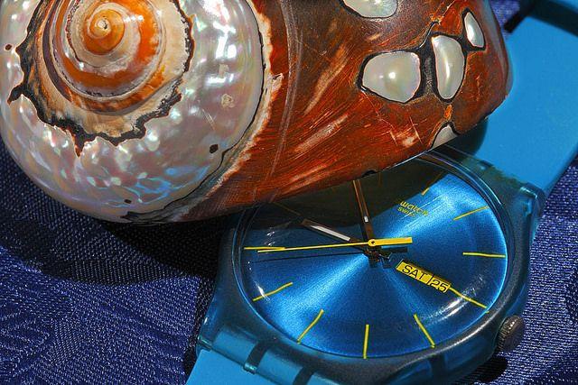 Dalla serie Tecnopatia, il Tempo naturale sovrasta inarrestabile il nostro tempo.