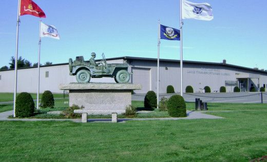 Cole-land-land-transportation-museum-Bangor, Maine
