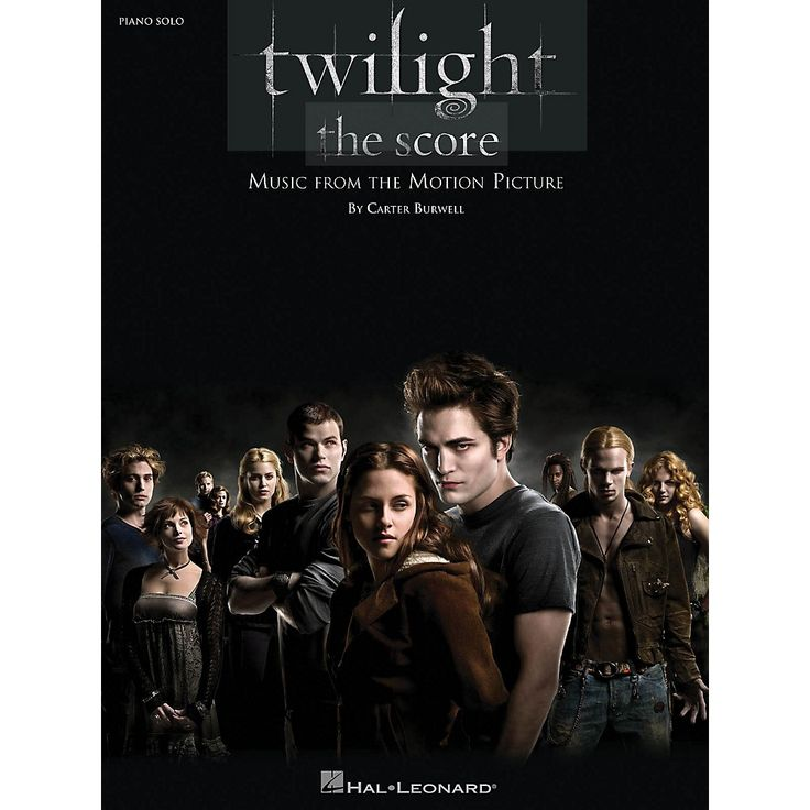 Hal Leonard Twilight Music From The Motion Picture Score For Piano Sol