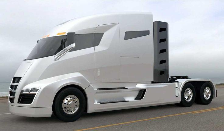 Camiones eléctricos - El Transportista