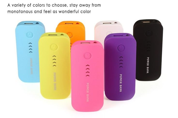 5600mAh Portable External Battery USB Charger Power Bank for Mobile Phone iPhone…