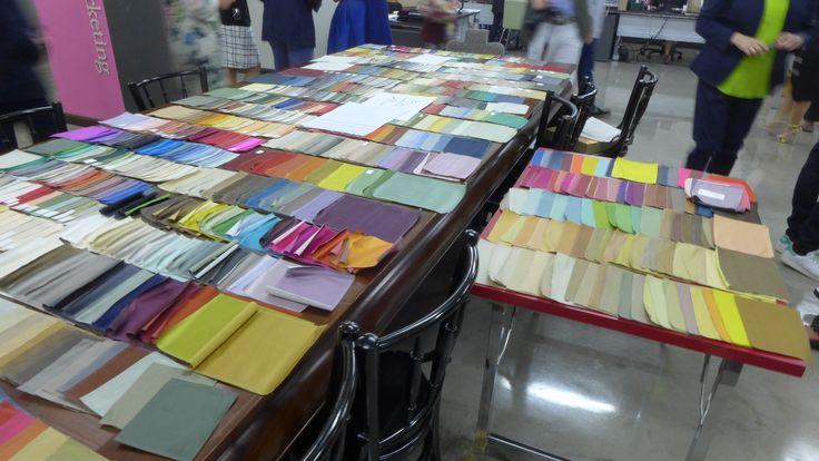 Jim Thompson, Bankog, un laboratoire de couleurs – à Bankog.