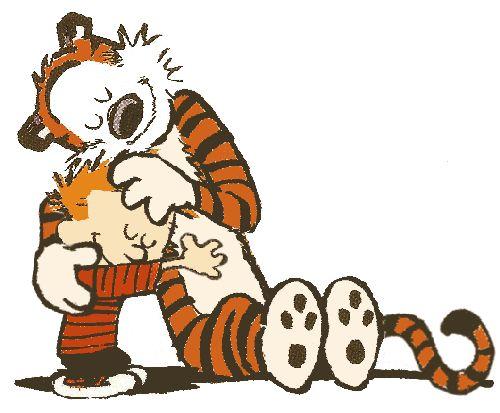 Calvin & Hobbes Childrens Room