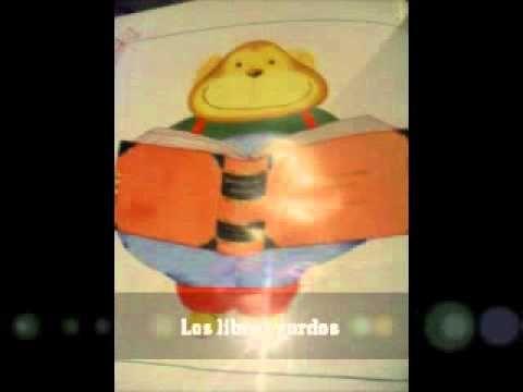 Anthony Browne -Me gustan los libros - YouTube