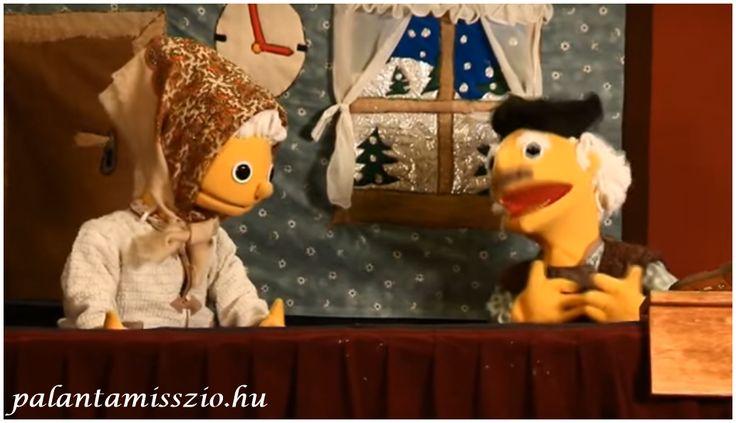 Panov apó és Kató néni. :)