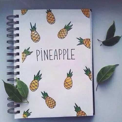 Notebook via Tumblr en We Heart It - http://weheartit.com/entry/163086100