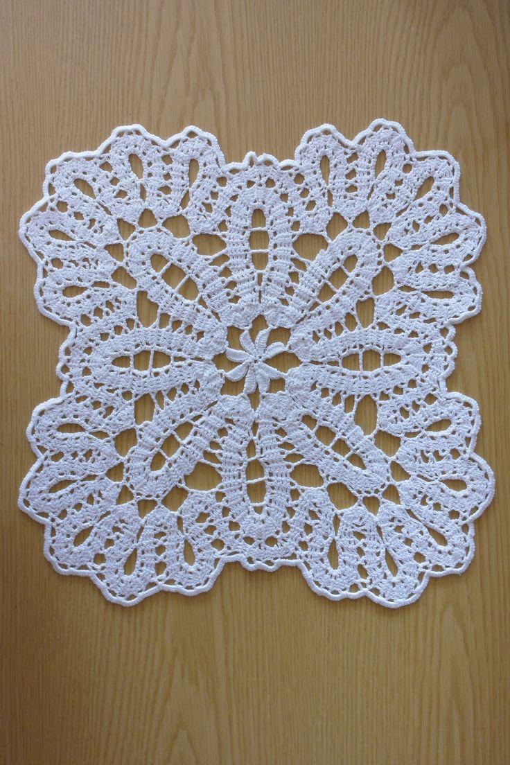 Pretty square doily of bruges lace crochet technique #solarlace #brugeslace #brugeslacecrochet #crochetlace #crochetedlace #handmade #handmadelace #handmadedoily #doily #squaredoily #whitedoily #crochetdoily #crocheteddoily #lacedoily #white #cotton #lace #crochet #wedding #gift #weddinggift #newhomegift #housewarming #provenceslyle #provence #home #forhome #sweethome #cozy #homedecor #decor #kitchen #kitchendecor #holiday #livingroom #livingroomdecor #bedroom #bedroomdecor #bruges