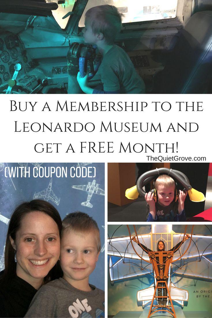 The leonardo coupons