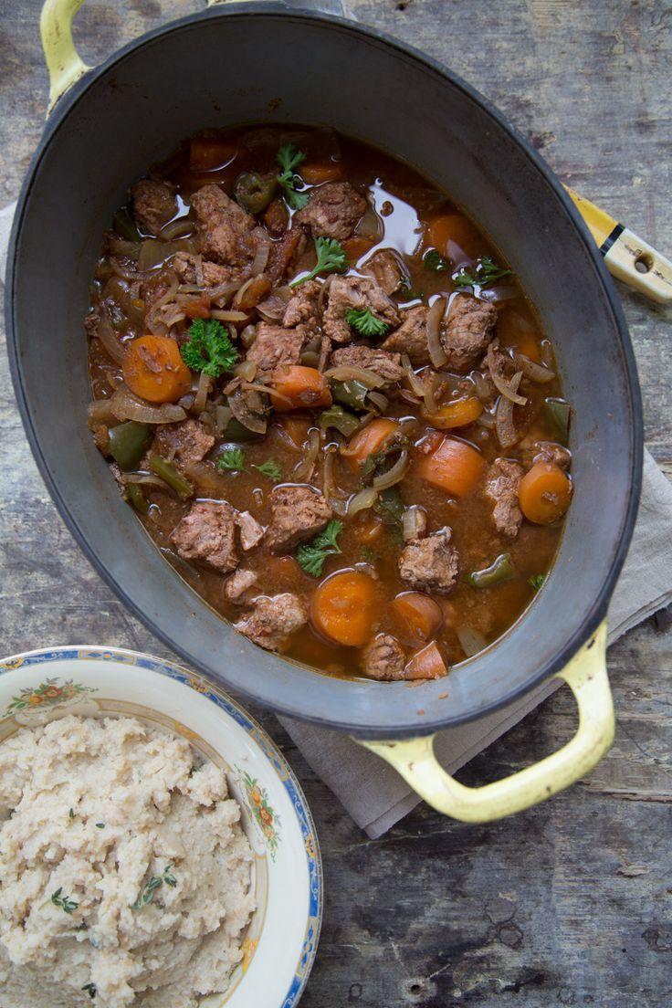 I Quit Sugar - Sarah's Slow Cooked Hungarian Goulash Recipe