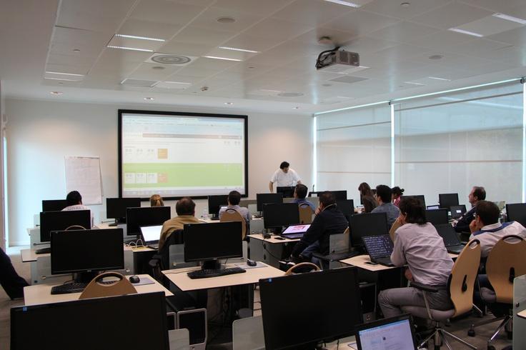 Partecipanti alla presentazione del software G! MakeApp by GAROO!