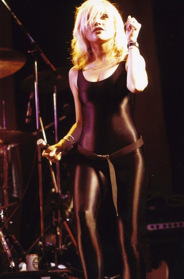 Blondie ~ Deborah Harry                                                                                                                                                                                 More