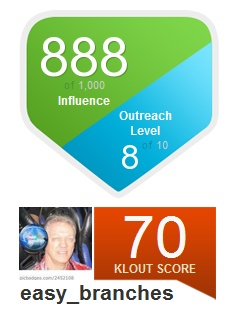 888-8-70 Kred+Klout