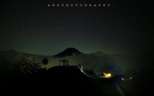 Sikunir mountain,Dieng,wonosobo