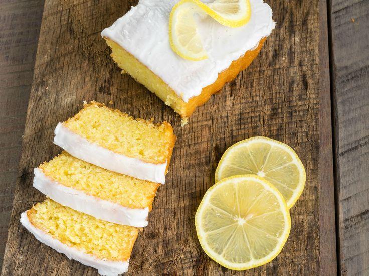 A frissítő, illatos, citromos kevert sütitől garantáltan jobb hangulatba kerülsz.
