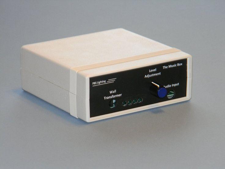 The Music Box Music & Light Synchronization Controller – The Christmas Light Emporium