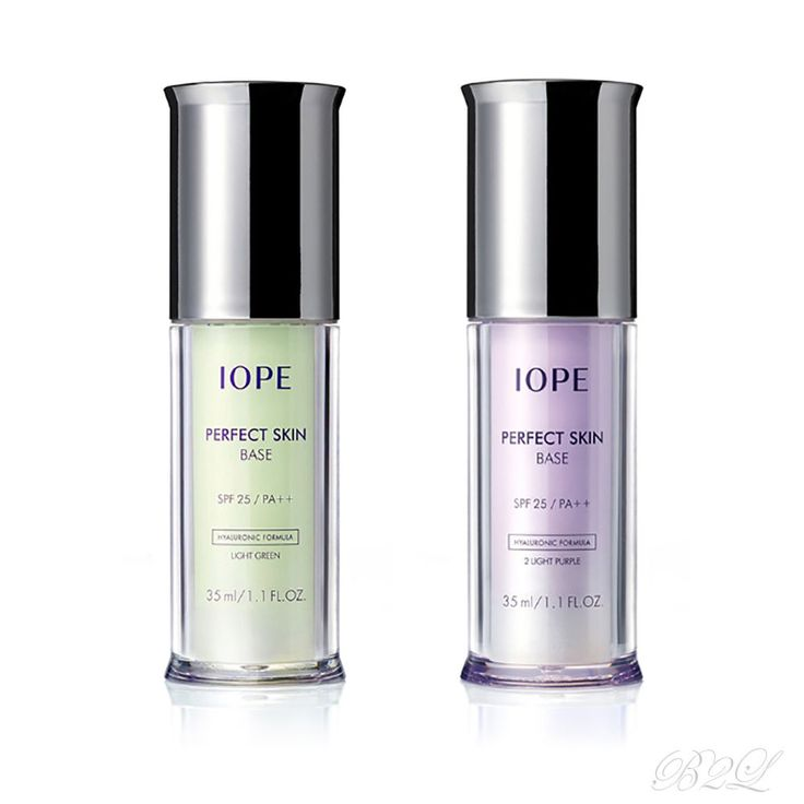 [IOPE] Perfect Skin Base Broad Spectrum SPF25 PA++ 35ml / by Amore Pacific #IOPE