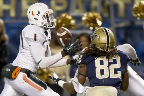 Miami CB Artie Burns, citing family, declaring for NFL draft - Yahoo