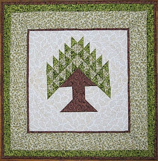Tree Of Life Quilt Block Quilts Pinterest